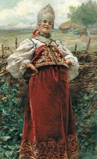 Девушка овен образ