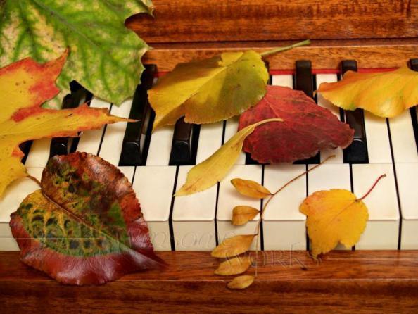 Скачать музыку 2015 года осень