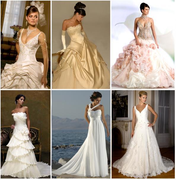 Наряд невесты фото
