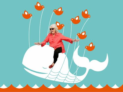 Surfing the Fail Whale